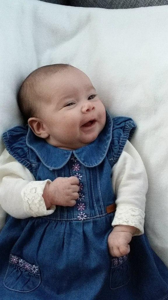 Baby girl L.