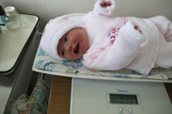 Baby girl O.