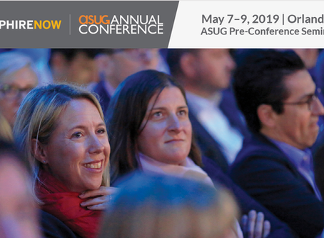 Genesis Consulting Chosen to Speak at 2019 SAP ASUG Conference