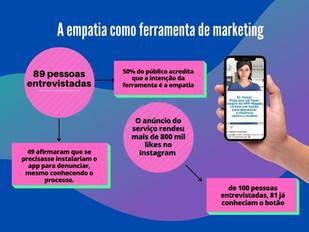 O combate à violência doméstica através do marketing