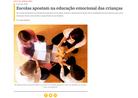 Educação emocional é tema de reportagem no Foca no Jornalismo