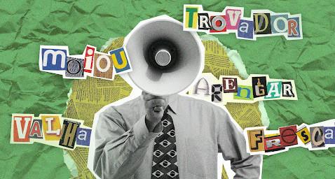 A brasilidade presente na fala