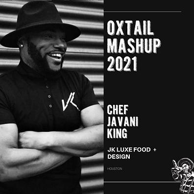 Chef Javani King