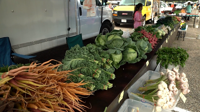 Wisconsin Rapids Downtown Farmers Market