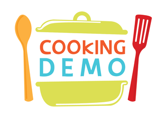 Marshfield Pick N' Save Cooking Demos!
