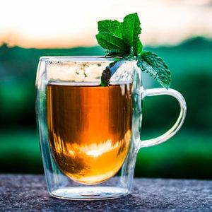 Lecker Schwarzer Tee