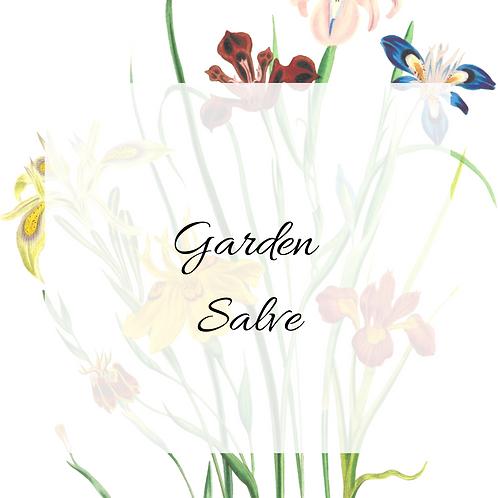 Garden Salve