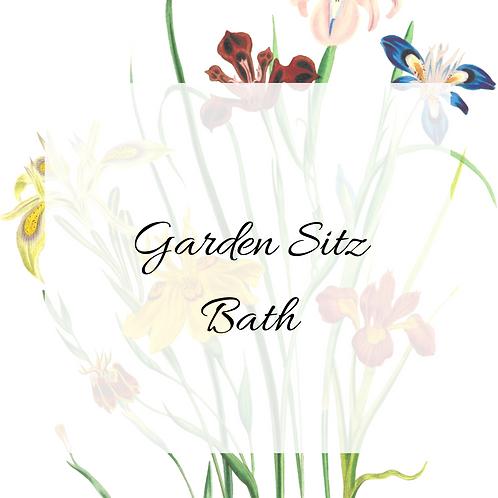 Garden Sitz Bath