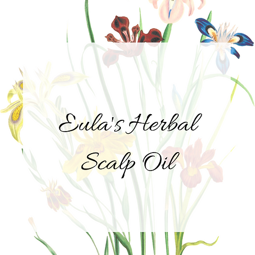 Eula's Herbal Scalp Oil