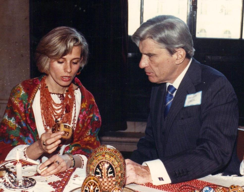 Describing the pysanka tradition