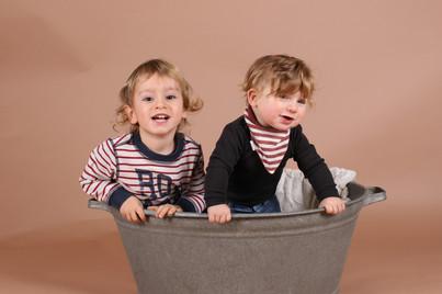 Kinderfotos im Studio