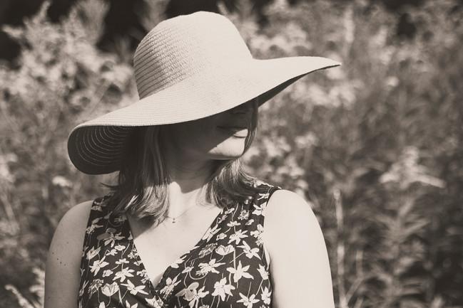 Portraitfoto outdoor