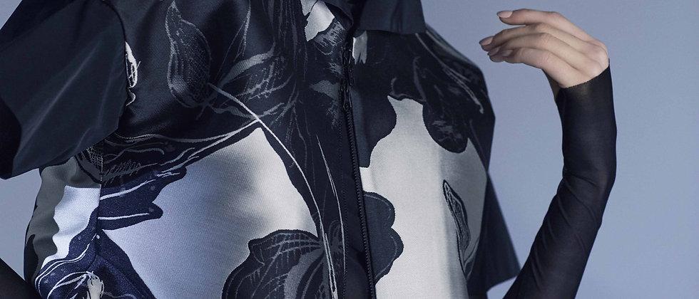 Short Jacket w/ Black Radzmir  Cuffs