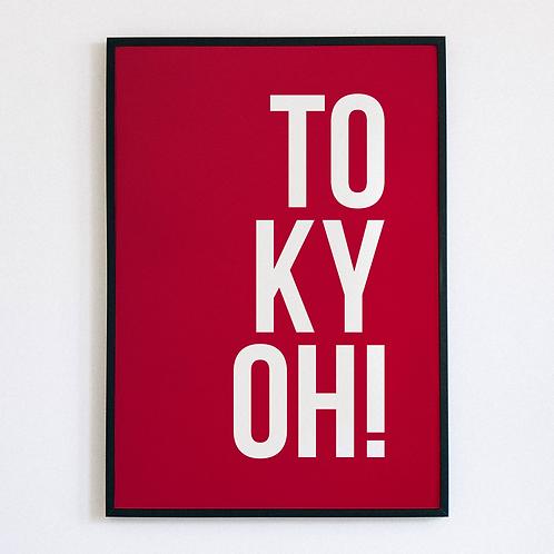 TOKYOH! RED
