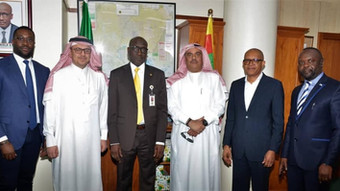 SCH Visit To Group Managing Director Nigerian National Petroleum Corporation NNPC
