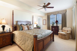 2nd Bedroom with City and Gulf Views