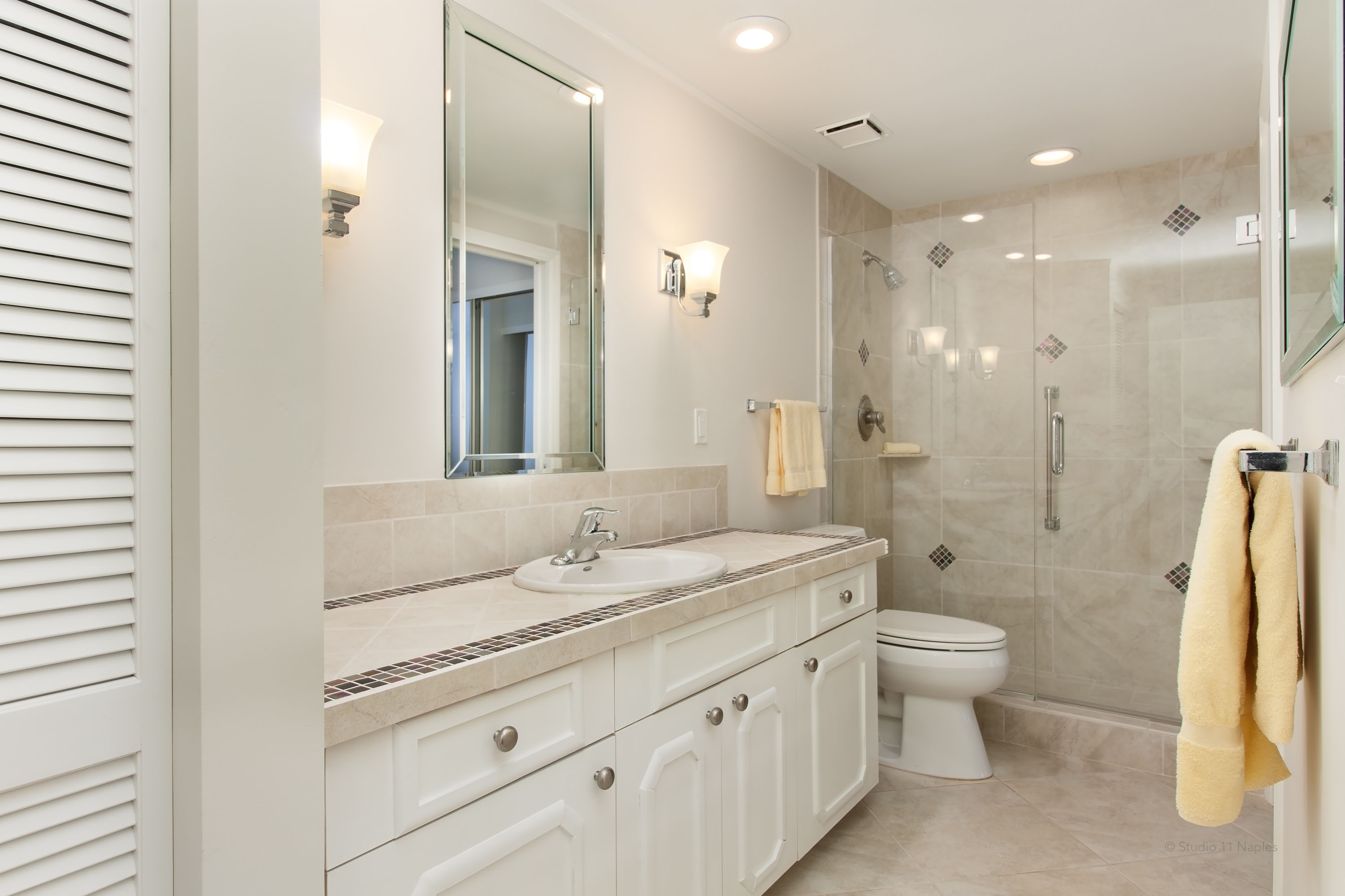 Renovated Guest Bath