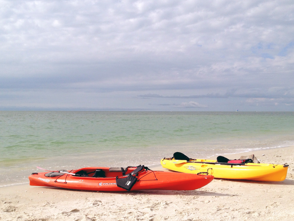Pelican Bay Water Sports Kayaks