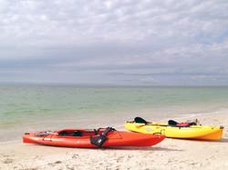 Pelican Bay Water Sports Kayaks