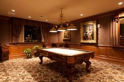 Cap Ferrat Billiard Room