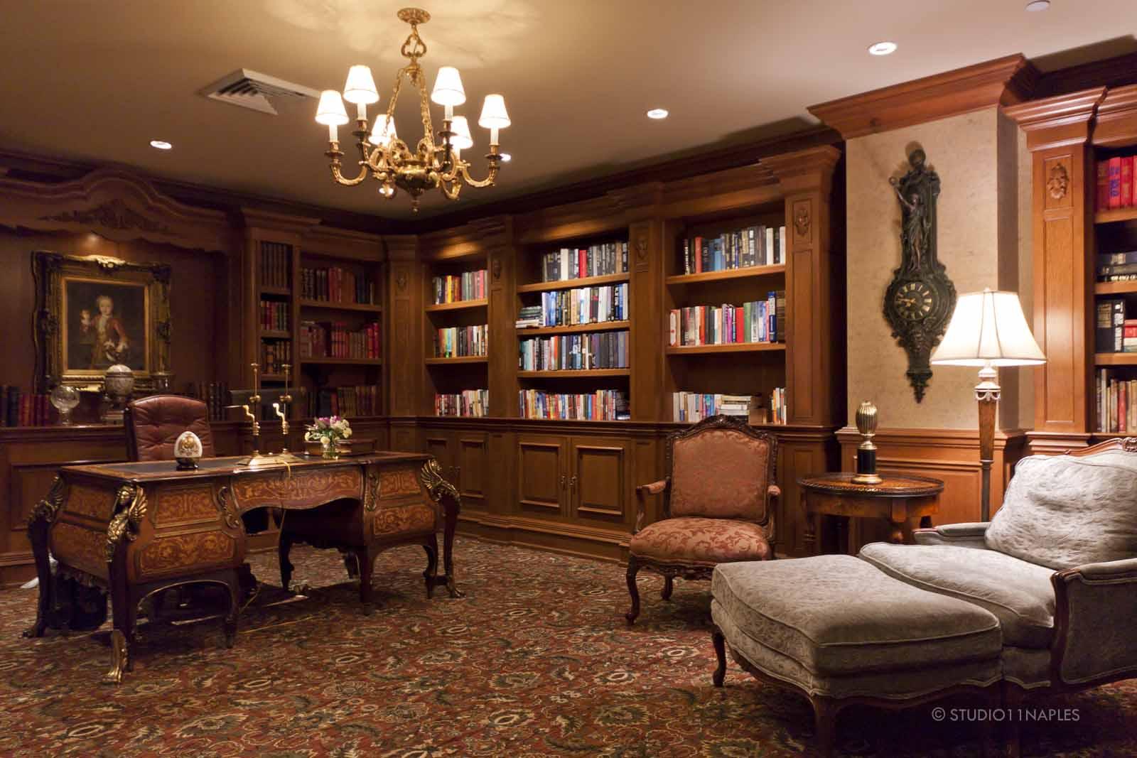 Cap Ferrat Library