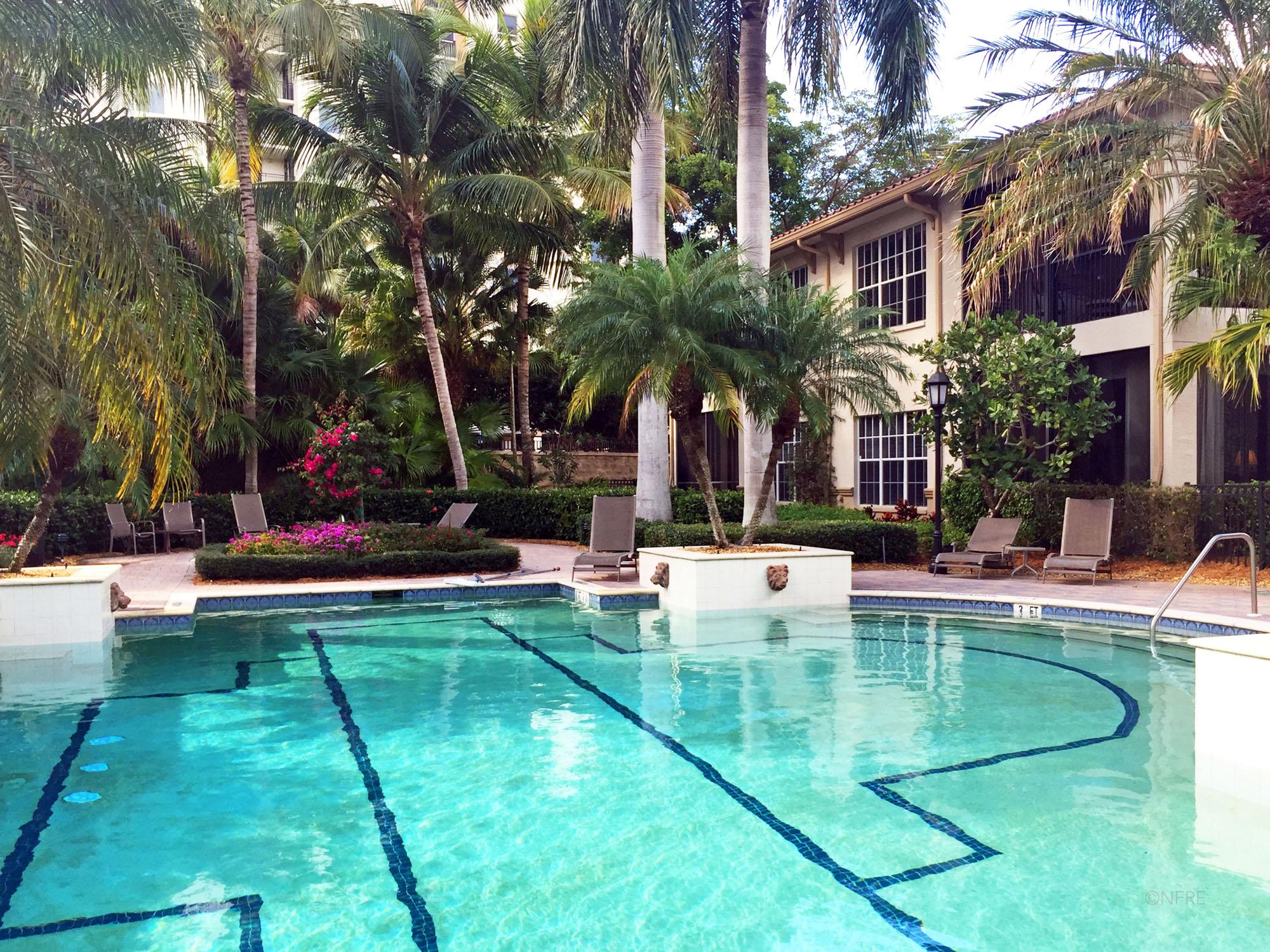 Villa Coronado Pool