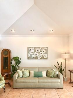 Vaulted Ceilings • Recessed Lighting