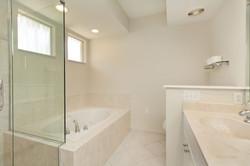 Renovated Master Bath