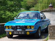 Opel manta 19sr