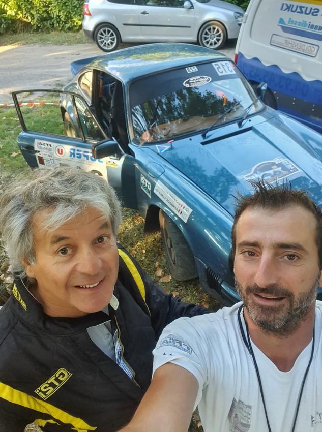 Rallye Cigalois VHRS