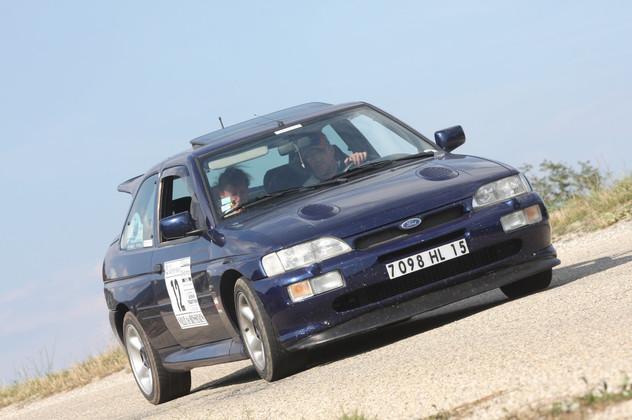 Rallye du Gard Historique