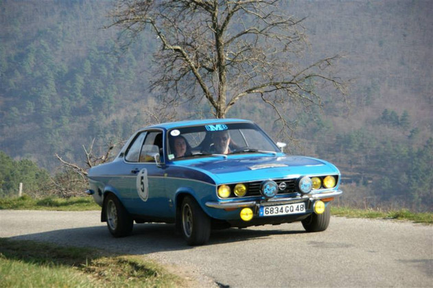Rallye Chataigne Ardéchoise