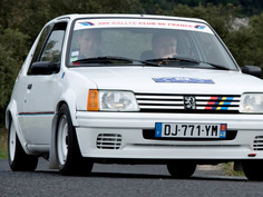 Peugeot 205 Rallye