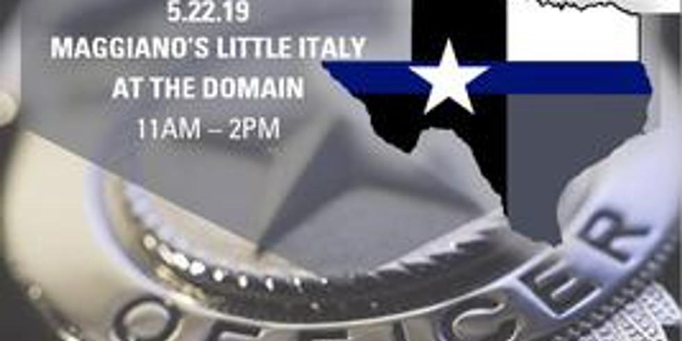 ASIS Austin - 2019 Law Enforcement Luncheon