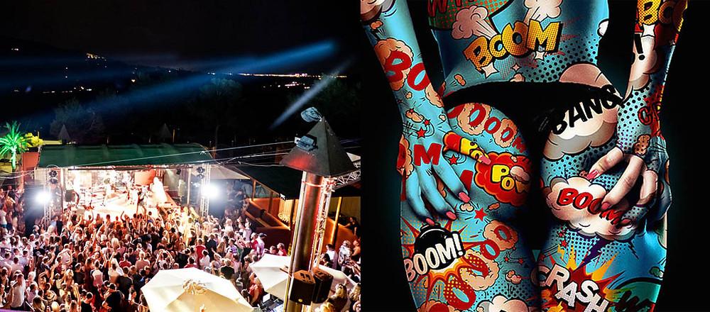 La musique donne RV à l'art dans le cadre du festival URBAN in IBIZA
