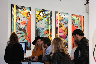 exposition galerie SAKURA