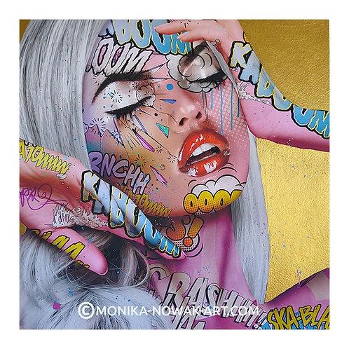 RUBY WOO | Fine Art print |
