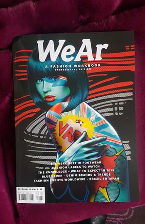 WeAR magazine