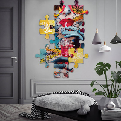puzzle malibu 150X105 cm