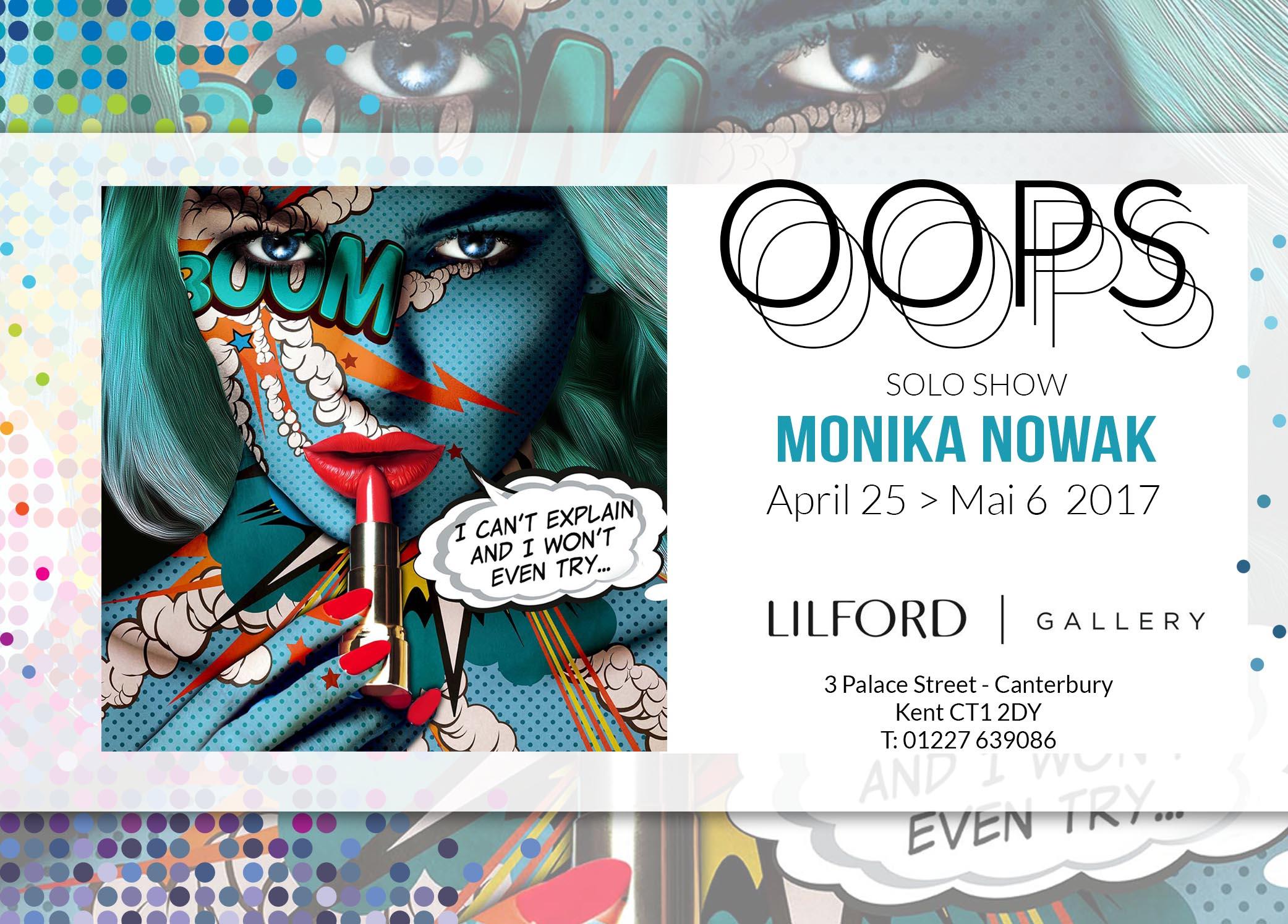 invitation OOPS