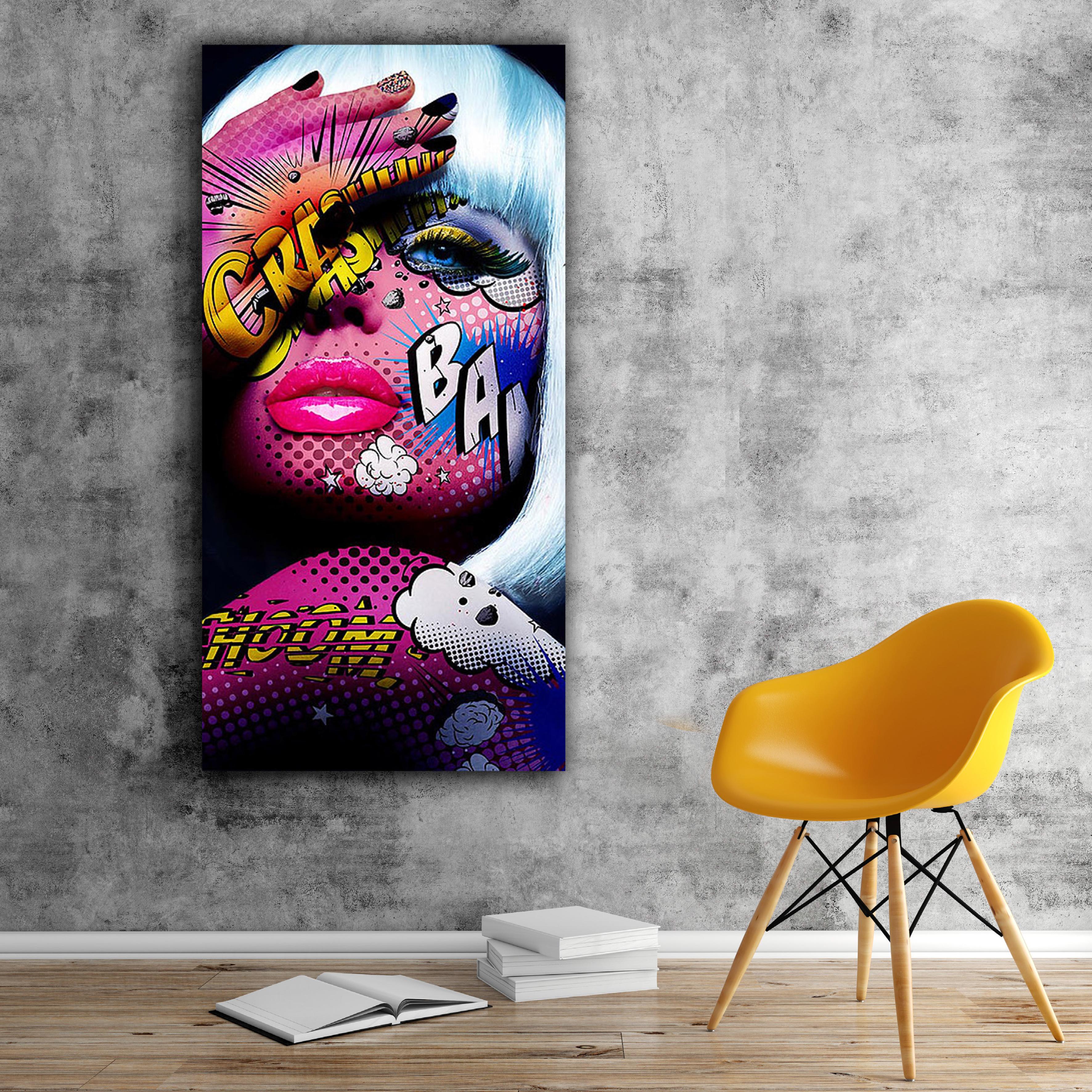 Candy Darling 150 X 75 cm