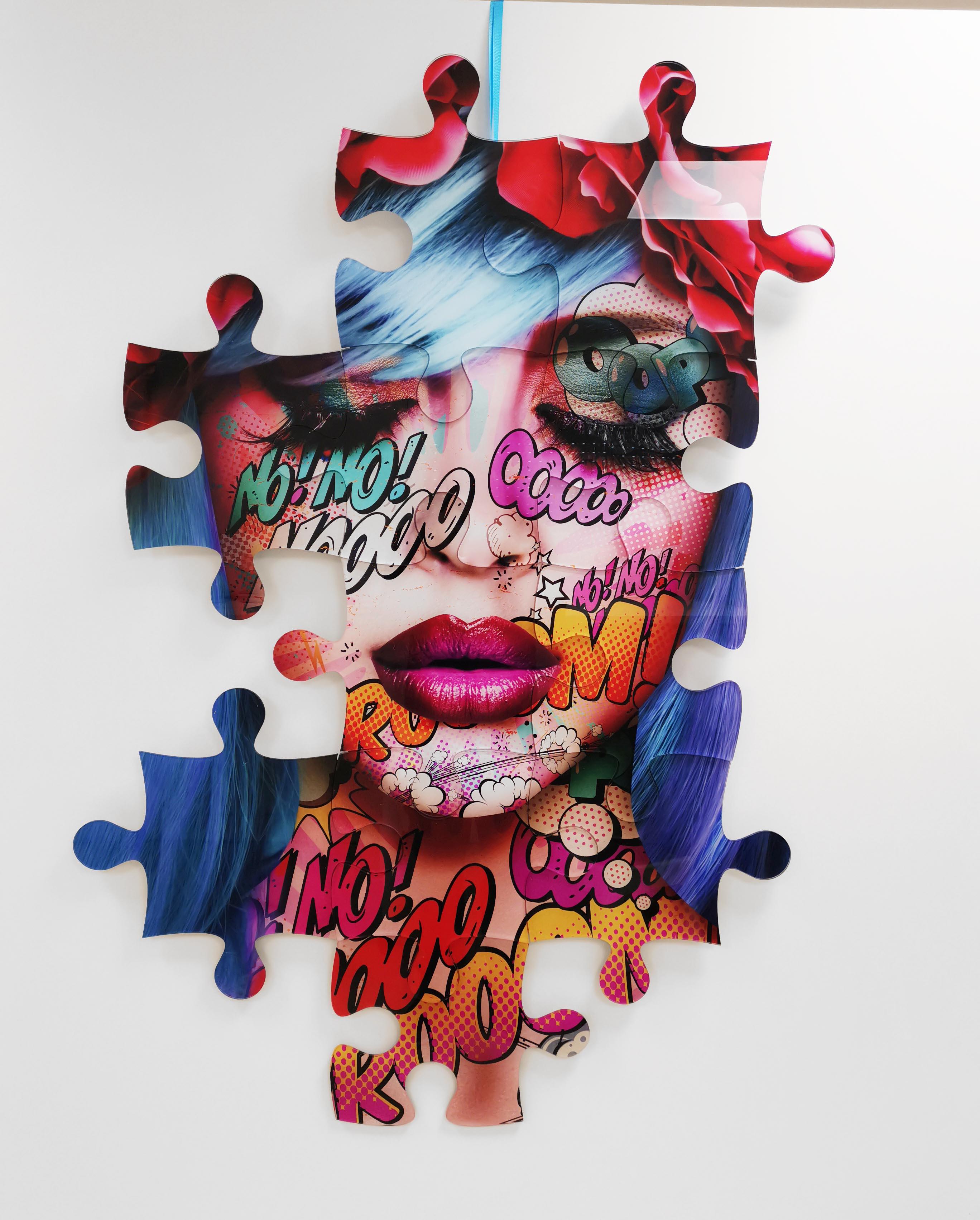monika nowak pop art
