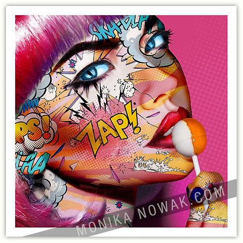 LILI POP  | Fine Art print