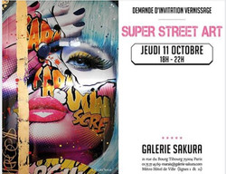 Exposition SUPER STREET ART