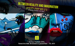 between reality and imagination