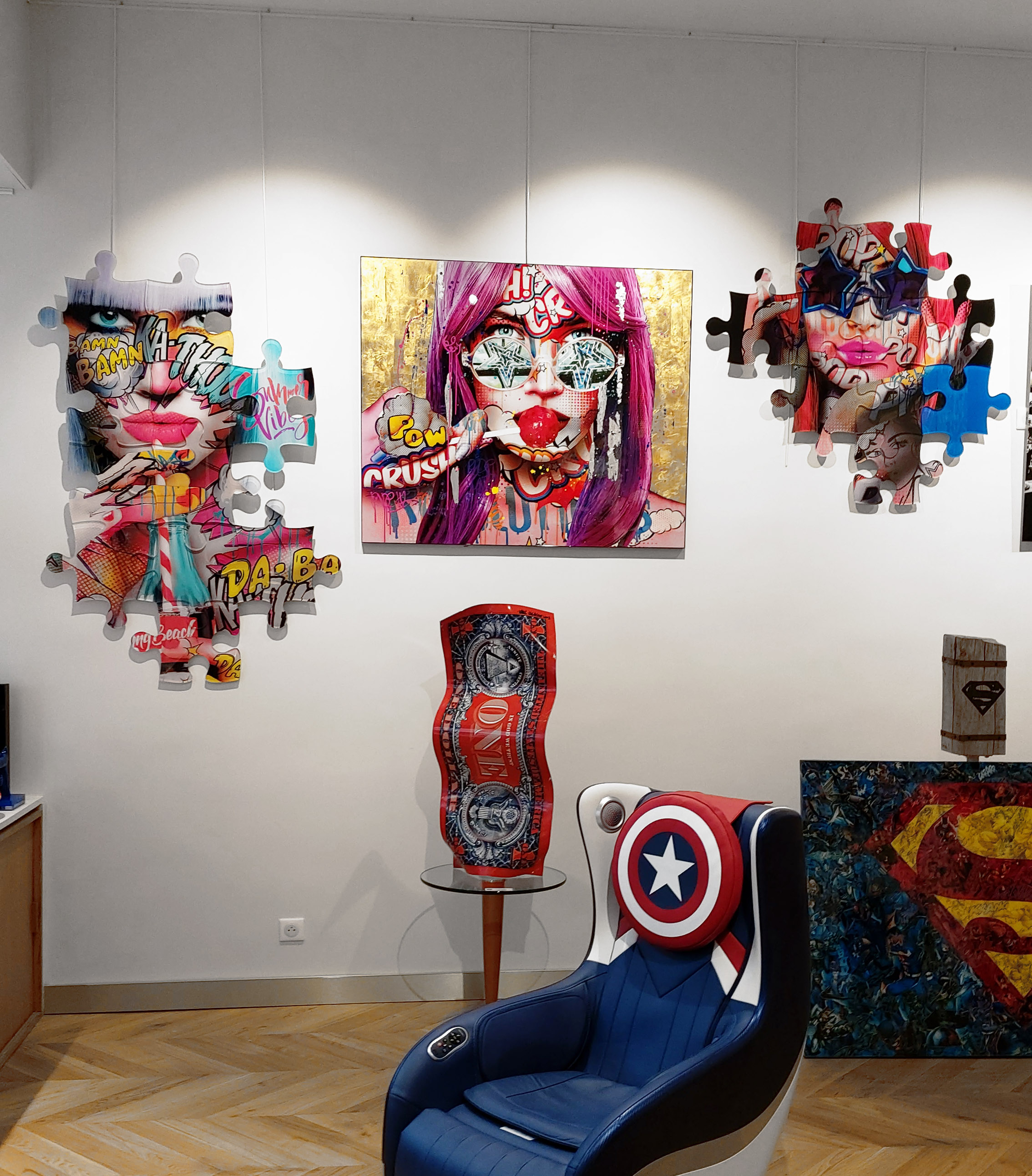 galerie Makolett PARIS