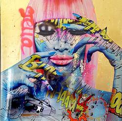 Stella Monika Nowak pop art