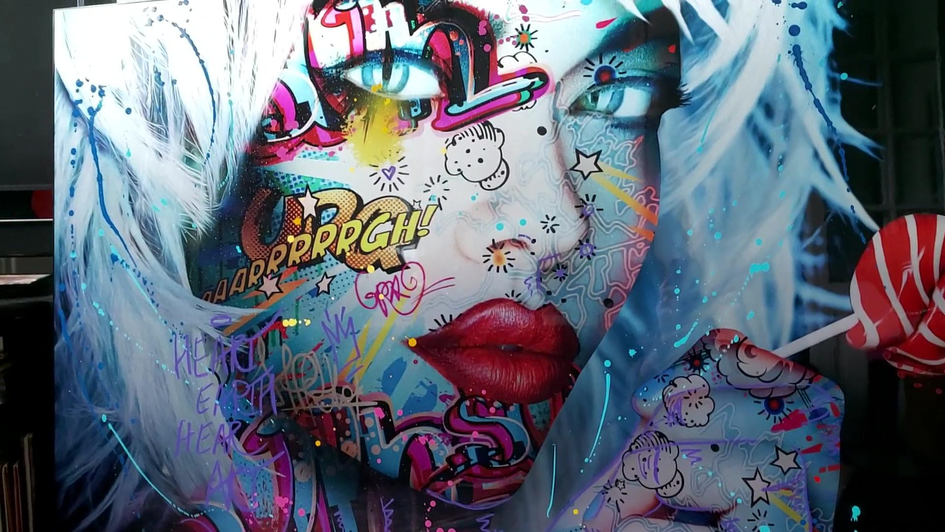 monika nowak pop art.mp4