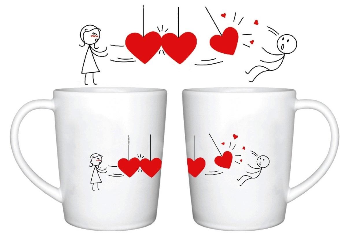 Love Momentum Mugs