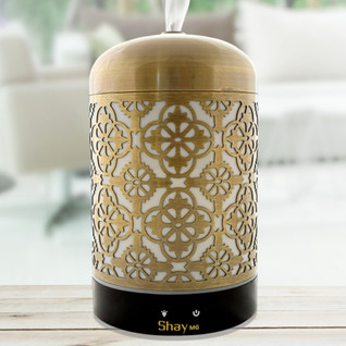 Shay MG02 Ultrasonic Aroma Diffuser & Humidifier